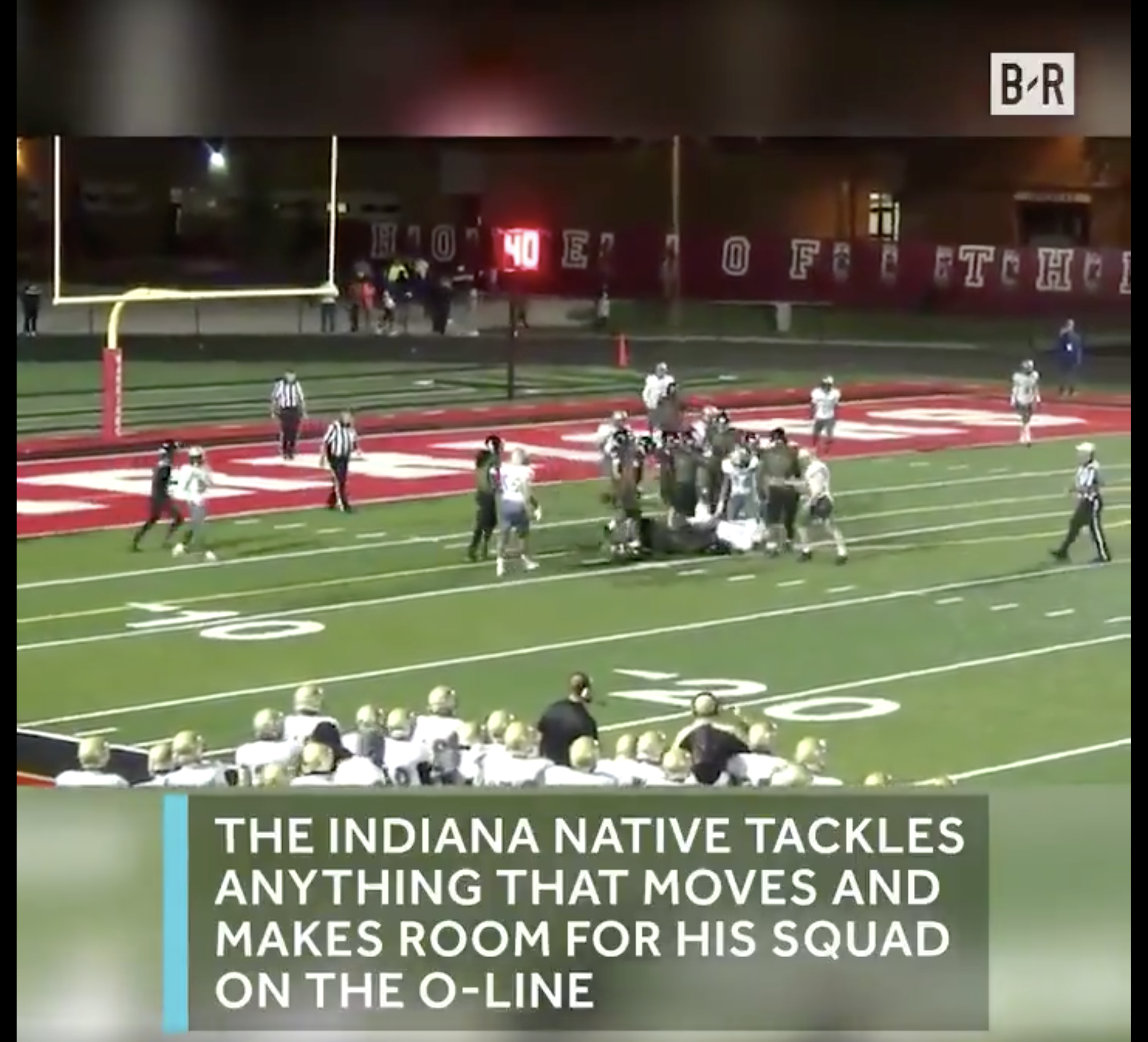 "Bleacher Report Featuring Joshua ""Bubba"" Johnson"