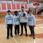 "Warriors place 2nd at Warsaw ""Tiger"" Invitational"