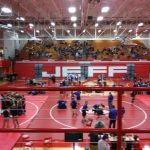Warrior wrestlers place 3 in the top 8 at the Jeff Classic.