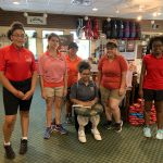 First Home Ladies  Warriors Golf Match at Wicker Park Today, August 14