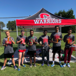 Boys Cross Country Team Finishes 4th at Wheeler Invite