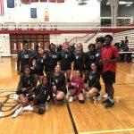 Girls Varsity Volleyball beats 21st Century Charter