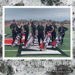 Calumet New Tech Girl's Golf Match vs South Central, September 10