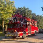 Homecoming Parade and Powder Puff Photos