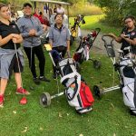 Calumet New Tech Girl's Golf Concludes Season at Sectionals