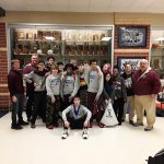Warriors place 7 to finish 9th at Harvest Classic