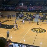 Boys' Bball vs. Gavit- Sectionals