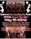 """Calumet Hosts the first """"Virtual Cheer Tryout"""""""