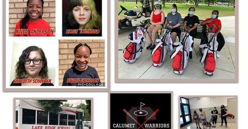 Girl's Golf Team fundraiser