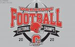 Football Sectional Tshirt Pick Up Info