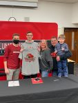Jordan Steele Signs Letter of Intent to Run Cross Country at Indiana University Northwest