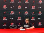 Molley Thomas Signs National Letter of Intent