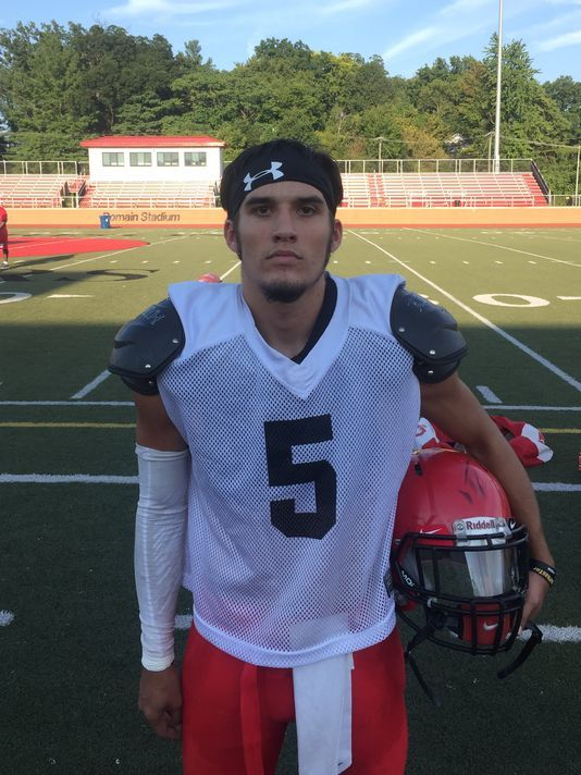 Harrison High School quarterback Trae Hales will sign with Millikin University of Decatur, Ill.