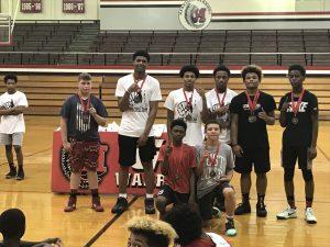 7th – 9th Grade Boys Basketball Camp