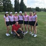 Our Girls Golf Team