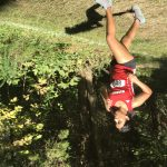 Girls Cross team records a couple of Personal Bests