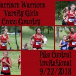 Girls Cross Country Runs Fast Times