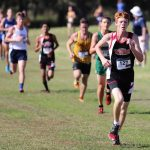 Boys Cross Country runs Conference