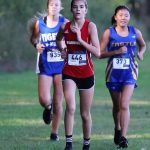 Girls Cross Finishes 7th at SIAC