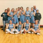 Girls' JV Basketball – 2018 Westview Tournament Champions