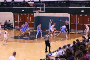 Lakeland VS. Wawasee – Boys' Varsity Basketball 2018