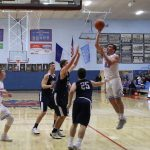 Bontrager Sets New Scoring Record for Lakeland High School