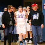 Senior Night - Girls' Basketball 2018