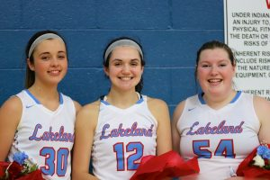 Senior Night – Girls' Basketball 2018