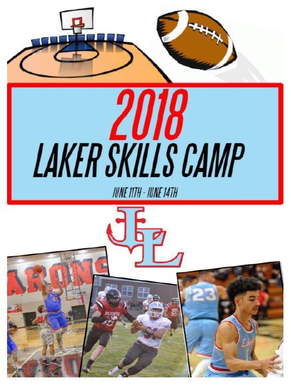 2018 Laker Skills Camp