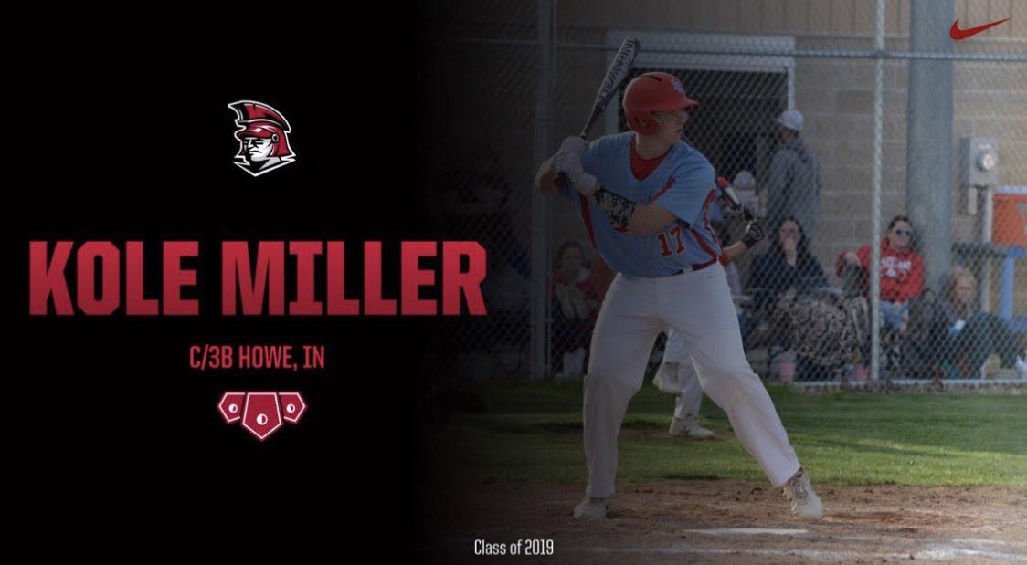 Miller Signs with IUSB