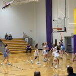 The Lady Lakers fall to Angola 64 – 49
