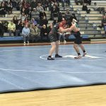 Boys Varsity Wrestling Takes Down Fremont 48 – 33