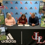 Chrisman Signs National Letter of Intent with IUK