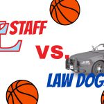 Staff vs. Law Dogs | Charity Basketball Game