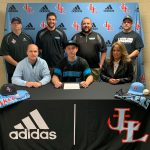 Frost Signs National Letter of Intent with KVCC