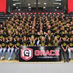 Grace hosts NECC for Sportsmanship Summit