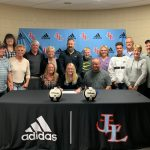 Ray Signs National Letter of Intent with Saint Francis