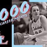 Hartsough Celebrated for Hitting 1,000