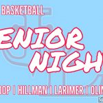 Girls Basketball Senior Night | January 21st