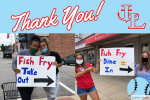 Softball Fish Fry   Thank You!