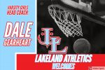 Gearheart Hired as Lady Laker Basketball Coach