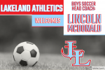 McDonald to Lead Boys Soccer Program