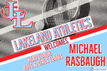 Rasbaugh Takes Over Lakeland Tennis Programs
