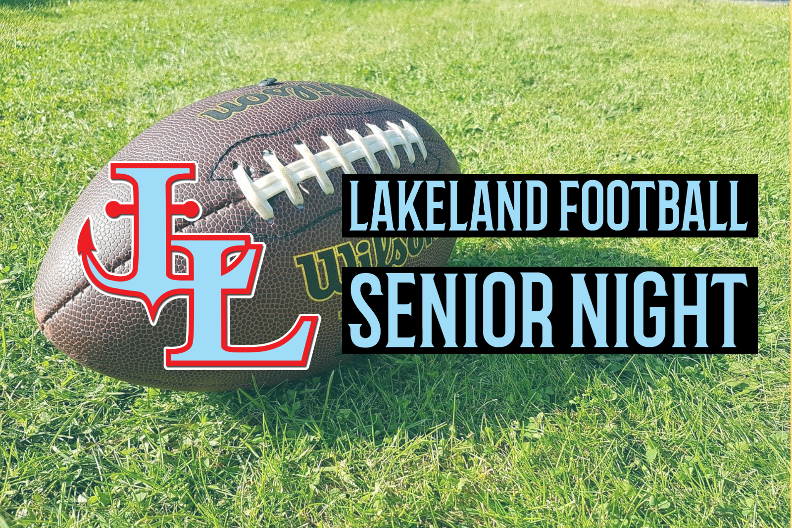 9/18 Varsity Football Senior Night and Spectator Plan