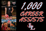 Baird Tallies 1000th Assist