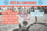 NECC All-Conference Soccer Teams Announced