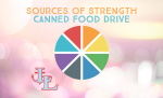 LJSHS Sources of Strength – Canned Food Drive