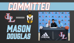 Douglas to Play Two Sports at Manchester