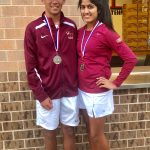Coyote Tennis Duo Rolls Through Two Tournaments