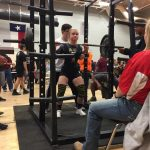 Girls Powerlifting headed towards a great season